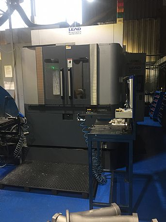 2011 Leadwell MH 500 S, used Horizontal Machining Centres
