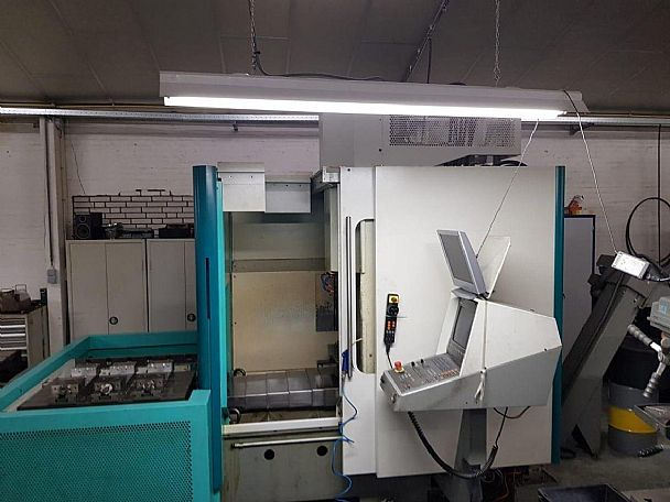 2001 DMG DMC 70 V, used Vertical Machining Centres