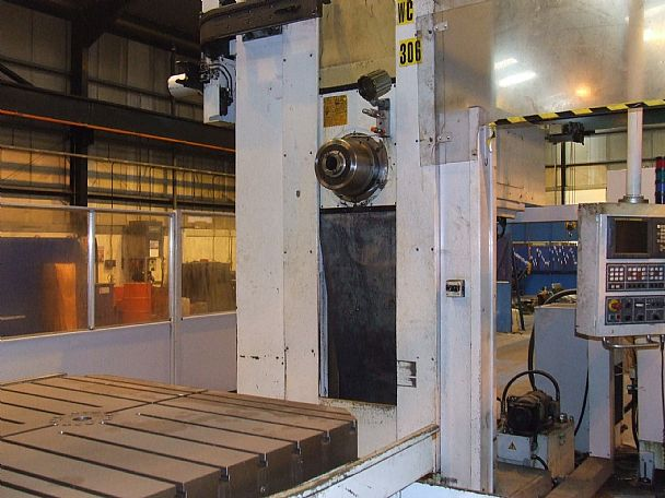 2006 Microcut Challenger HBM 4, used Horizontal Machining Centres
