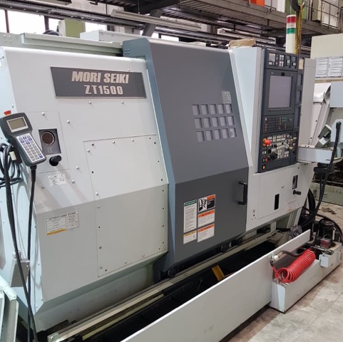 2007 Mori Seiki ZT 1500 Y, used Turning Centres